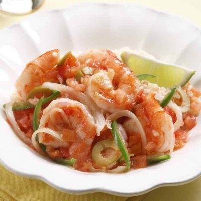 DIET CENTER SHRIMP VERACRUZANA