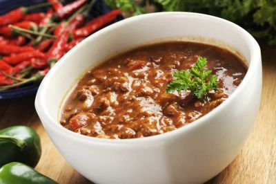 Thermogenic Fat Burning Chili