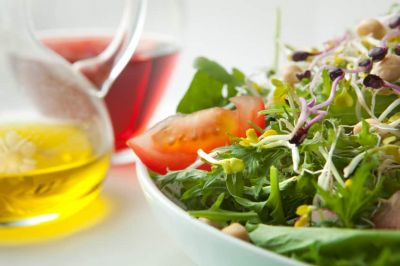 Lemon Oregano Vinaigrette